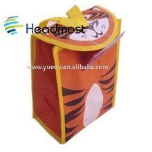 custom printing fashion cooler bag 2013 hot sale high quality neoprene champagne bottle cooler bag