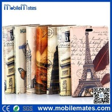 Fashion Magnetic Flip Stand PC+PU Leather Case for Motorola G2 New Arrival
