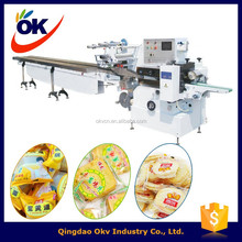 packaging machine for biscuit/candy/bread