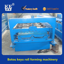 big span roof steel sheet construction machine
