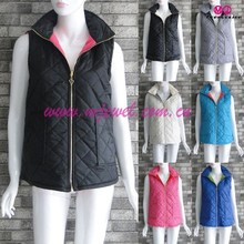 FACTORY quilted reversible woman clothing