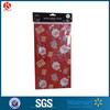 99P Party designs plastic Disposable christmas table cloth party tablecloth