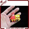 promotionals gift wholesale cute cartoon Patrick Star usb flash drive 2GB 4GB 8GB 16GB pen drive