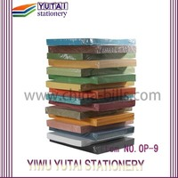 Professionnal all size custom construction paper