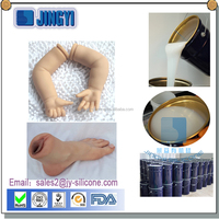 Supply prosthetic hand, prosthetic feet, silicone rubber mold,