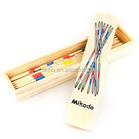 Promotional Wooden Pick Up Sticks Mikado games
