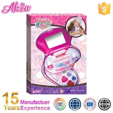Akia Wholesale Girls Beauty Cosmetic Set Toys For Kid