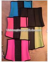 hot sale manufacturer outlet latex waist corset train sliming