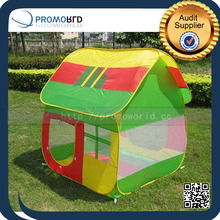 2015 Factory Price Large Size Kids Play Game House Cute Outdoor And Indoor Tents Fun And Sports Kids Toy Tents