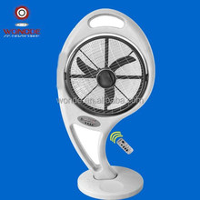 18inch rotating fan AC/ DC two work patterns stand fan/12v dc solar fan /dc cooling fan //12v dc fan/12v solar dc fan