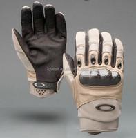 LOVESLF HOT SELL Gloves high quality full finger leather grant gloves