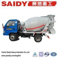 HOT SALE!! Cheap Price 2 CBM Small Concrete Mixer Truck