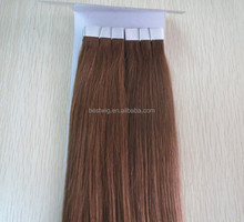 Factory directly price blonde color remy human hair extensions uk