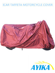Popular Oxford 300D Fabric Motorcycle Cover Made In China