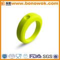 Made In China barato de la boda de silicona anillo