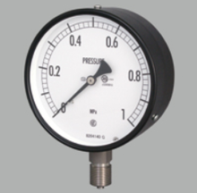 Reliable and High quality Digital type pressure gage with multiple functions made in Japan