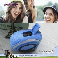 Bluetooth Speaker with Led Light Mini Digital Wireless Bluetooth Speaker