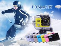 2015 new in market CE RoHS 1080P FULL HD mini SJ 6000 Camera Wifi Sport Camera