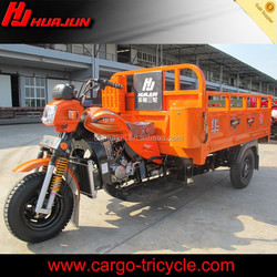 China heavy-duty cargo 200cc motorcycle with three wheel for sale