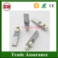 Good Quality Cheap carled T5 194 168 1210 3SMD 3 Led Light PCB white led interior car lights Led Bulbs Lamp Gauge Lamps