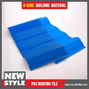 thin film flexible roofing solar panel / plastic swimming pools clear plastic roofing sheet / house design tile span roofing