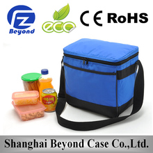 2015 NEW water-proof 600D oxford insulation lunch cooler bag with shoulder strap