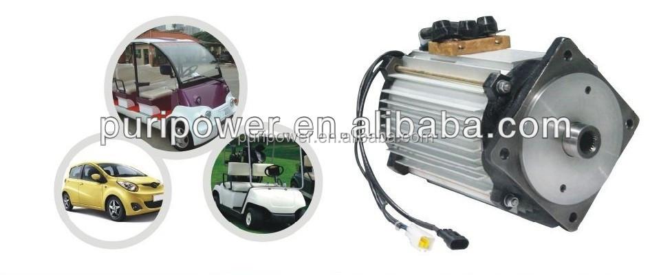 Wholesale Factory Price Oem Golf Bldc Electric Car Motor