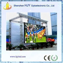 on sale P10 outdoor concert led video screen