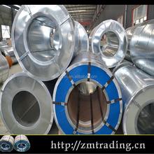 Sgcd2 aço laminado a frio folha galvanizado zinco bobina