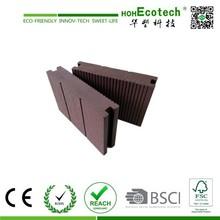 UV/Color stability wood plastic decking boards garden furniture
