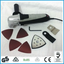 2014 hot selling 300W low noise multi oscillating hand Electric stayer power cutting renovation tool products