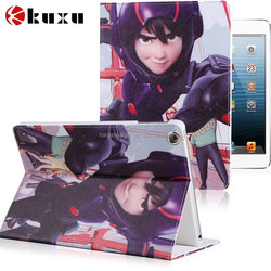 The Best Hot Sell leather printing case for iPad