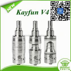 Hottest & Newest kayfun v4 rda /1:1 clone kayfun v4 atomizer/ ivogo kayfun v4 rda