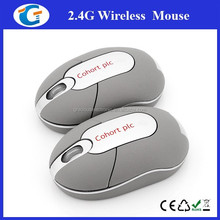 Mini Laptop Mice 2.4G Wireless USB Computer Mouse