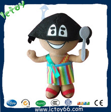 2015 wholesale hot sale halloween toy doll
