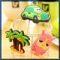 Cartoon design refrigerator mat,Funny silicone refrigerator magnet,China supplier cheapest magnet refrigerator