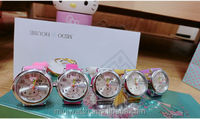 2014 Best Selling Hello Kitty Cute Kids Most Love Silicon Watch