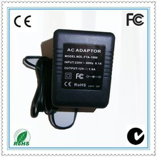 9V 2A 18W AC To AC Switching Mode Power Supply Adapter