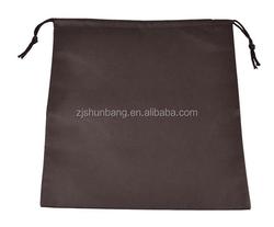 Shoes storage bag Non woven organizer Portable Travel Storage Pouch Drawstring