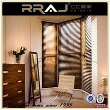 classic timber window shutters / wood horizontal venetian blind