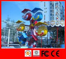 Family Ride Most Romantic outdoor theme park game kids portable mini ferris wheel for sale