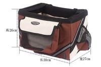 New products hot-sale fashion bike bag bicycle bag pet bag