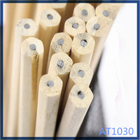 Free sample china pencil factory eco-friendly cheap wholesale pencils simple style promotional pencil