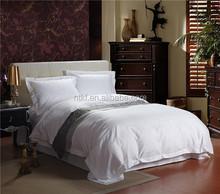 Hotel Linen Bedding Sets - Bed Sheet / Bed Cover / Pillow/pillow case