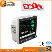 Blood Testing Equipments/Medical sunbright patient monitor