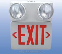 Smart size LED emergency exit sign SP-707