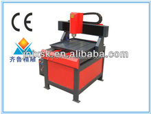 hot sale sign/wood/badges mini cnc router /small production machinery