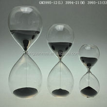 Wholesale glass hourglass for kids