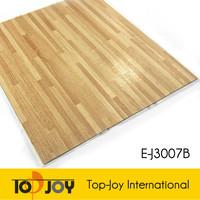 Wood Texture Plastic Plank Self-stick Vinyl Floor Tiles