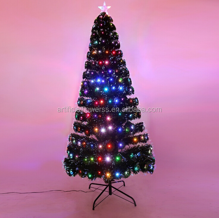 Led Tree Christmas Tree Optical Fiber Tree Buy High
